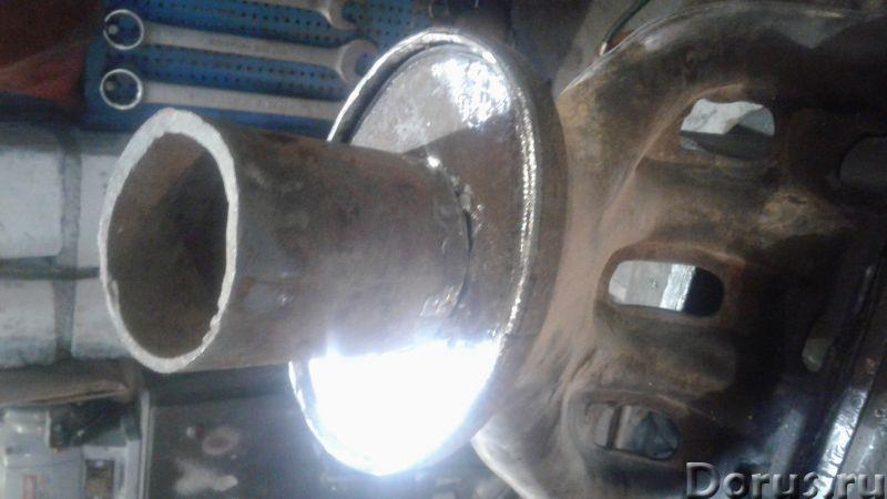 Ремонт автомобилей, ремонт литых дисков - Автосервис и ремонт - Техническое обслуживание и ремонт ав..., фото 6