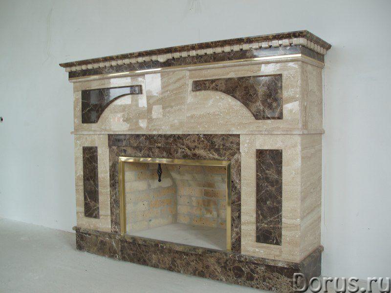 Камины и барбекю классические и современные - Строительные услуги - Камины ручной работы с бесшовной..., фото 1