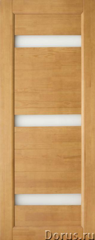 Продаю двери - Материалы для строительства - Продаю межкомнатные двери из массива хвойных и ценных п..., фото 1